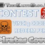 CONTEST: vinci 3 codici redeem per Pirates Cove con TechEarthBlog!