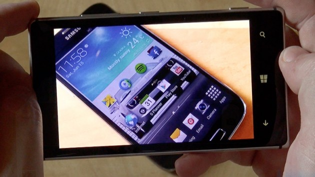 Lumia 925 vs Galaxy S4