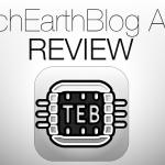 TechEarthBlog App for iOS REVIEW by TechEarthBlog [VIDEO]