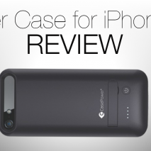 In questo video andremo a vedere più da vicino e a recensire la nuova custodia Power Case di CasePower per iPhone 5/5S di Apple. La caratteristica principale di questa cover è che contiene al suo interno una capiente batteria da […]