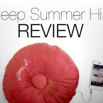 In questo video andremo a vedere più da vicino e a recensire un nuovo accessorio tecnologico: il cuscino Hi-Sleep Summer di Hi-Fun. Con questo cuscino è possibile ascoltare la propria musica preferita rilassandosi, al centro del cuscino infatti è installato […]