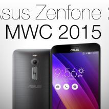 Come sapete in questi giorniTechEarthBlogè alMobile World Congress 2015di Barcellona per aggiornarvi sututte le novità presentate durante l'evento. In questo video andremo a vedere l'AsusZenfone 2, il nuovo smartphone top di gammadell'azienda taiwanese.